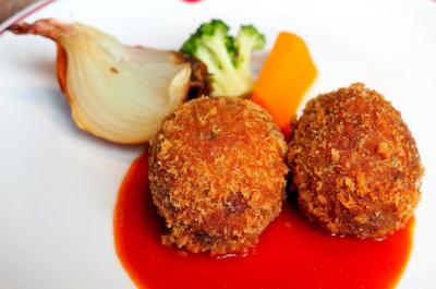 名古屋市内、5店舗展開している人気洋食店