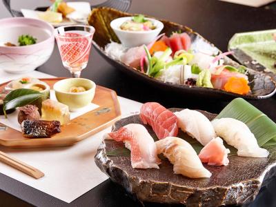 複合リゾート施設内にある和食レストラン。調理師免許をお持ちの方、飲食業経験がある方は優遇します!