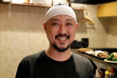 新橋店で店長を務める吉田さん