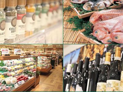 関西エリアを中心に高品質な食料品を提供するスーパーマーケットを2ブランド展開!