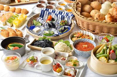 朝食バイキングの調理を担当いただきます。(画像は既存ホテルのものです)