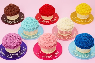 2015年に日本へ上陸した英国で大人気のカップケーキ専門店です