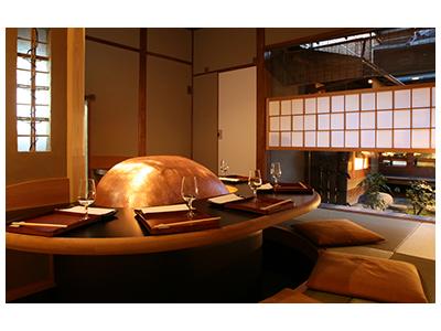京都・祇園の京風天ぷら専門店です。