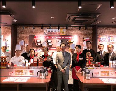 《千葉県の店舗》急成長中の『いきなり!ステーキ』で店長候補の募集です!