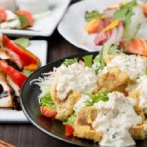 和・洋・中など、さまざまなスタイルの料理を提供