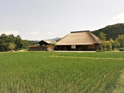 「里山の魅力を残し、訪れる人に日本文化の素晴らしさを伝えたい」という想いで誕生しました。