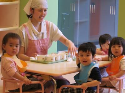 子どもたちの「おいしい」という笑顔のために、あなたの力をフルに発揮してください。