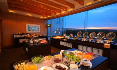 稚内の海に面したシティ&リゾートホテルで、洋食調理に携わってください