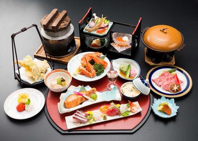 新潟県・瀬波温泉にあるホテルでキッチンスタッフを募集します。
