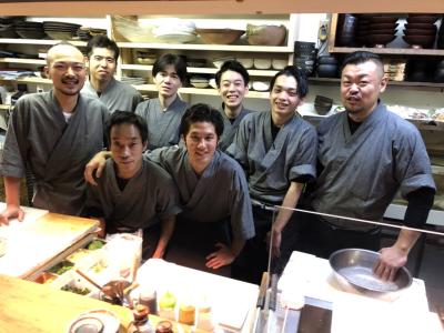 『海鮮居酒屋 ふじけん』『寿司 藤けん鮮魚店』など福岡市内の3店舗で、新しくスタッフを募集します!