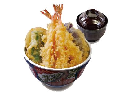 本格的な天丼や天ぷら、蕎麦をリーズナブルに提供しています