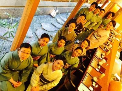 祇園の天ぷら専門店です。