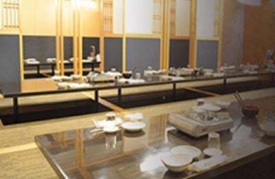 各店、80席~200席の広々とした店内です。すべて札幌市内にあります。
