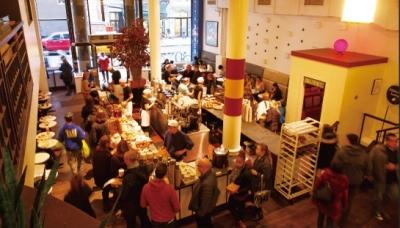 NY老舗ベーカリーオーナーが手掛ける、グリル料理を中心としたレストランです!※画像はイメージです