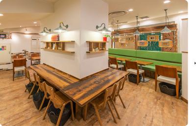 六本木・新宿・銀座・赤坂にあるマクロビカフェで店長候補として活躍しませんか。