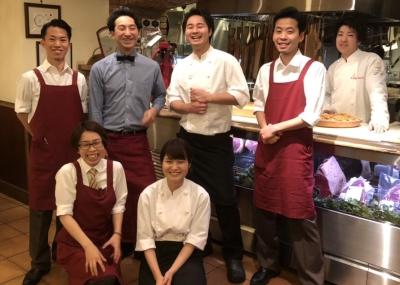 野菜をふんだんに使ったヘルシーなイタリアンが、渋谷にOPENします♪平日のみやディナーのみ勤務もOK