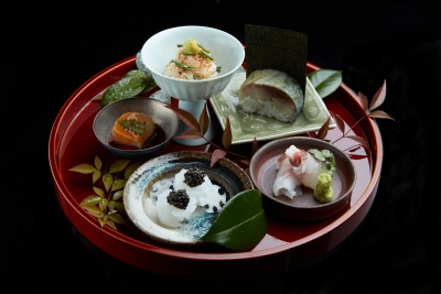 ミシュランガイドで星を獲得している日本の名店を、海外展開している当社。