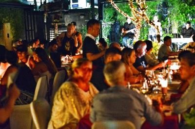 「ULTIMO」はバリに本店1店舗をかまえる、人気のイタリアンレストランです◎
