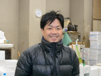 わたしたちは、名古屋を中心にした''魚のプロ集団''です。