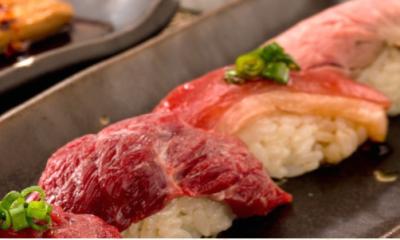 牛肉・馬肉の「極上握り」が話題のお店で活躍しませんか。