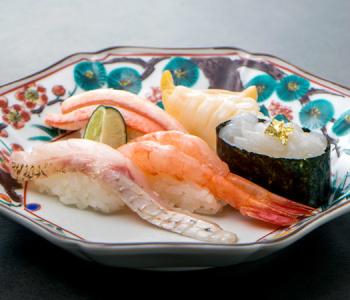 当社自慢のお寿司を海外の皆さんにも味わっていただきましょう!