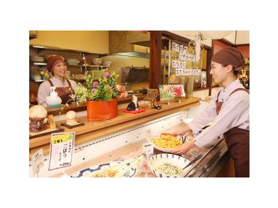 九州や山口で30店舗を展開中!四国で生まれたおかず屋さんでの店長候補。女性がイキイキと働ける環境です