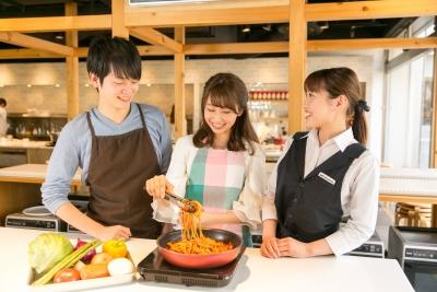 料理が好きな方ならどなたも歓迎!あこがれの料理講師として活躍しませんか?