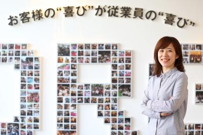 <笑顔こそ最高のおもてなし!>LOVE&29 京橋店/店長:入社2年