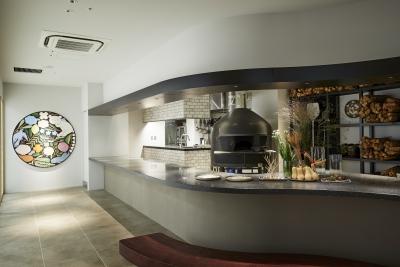 子ども服メーカー『ファミリア』が手掛けるビュッフェレストラン&カフェ。
