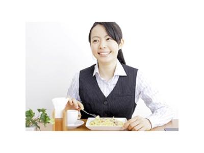 大手企業内の社員食堂で安定勤務ができます♪長期休暇あり!