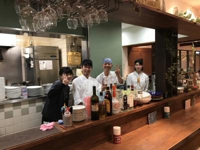 大阪府内の4店舗でキッチンスタッフ募集します!