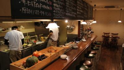 冷凍ものは使わず、手作りを徹底する洋食店を展開。あなたの腕前の見せ所です。