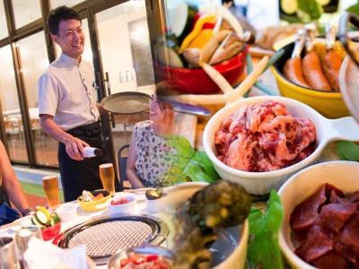 リゾートホテルでキッチンスタッフの募集です。和洋折衷メニューを提供、幅広い調理に携われます。