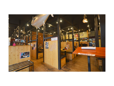 研修・待遇充実!マグロ卸業を行う魚屋が直営する、大阪のレストラン3店舗。