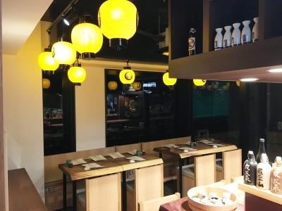 NYで人気の日本酒メインのダイニングバーが日本上陸。銀座店もミシュラン掲載をめざしていきましょう。