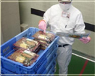 おにぎりやお弁当などのコンビニエンスストア向けの商品を製造する会社で、品質管理の仕事に励みませんか?