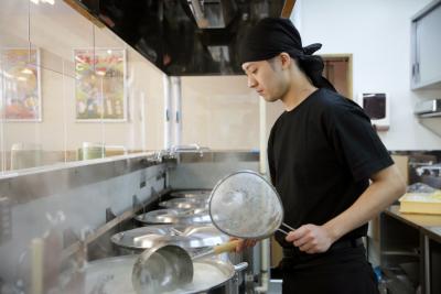 経験者の方は、入社1年程度で店長に就任できるチャンスもあり。