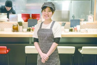 東京都内で展開する18店舗のいずれかで、店舗スタッフとしてご活躍ください。