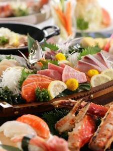 鮮度バツグンの海鮮をつかった料理が自慢の居酒屋♪魚について詳しくなれますよ◎