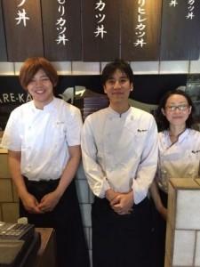 """新潟の""""ソウルフード""""「タレカツ」の専門店で、店長候補を募集します!"""