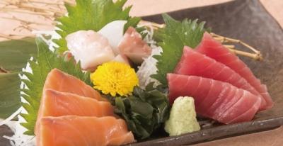 新鮮な魚料理を豊富にご用意しております