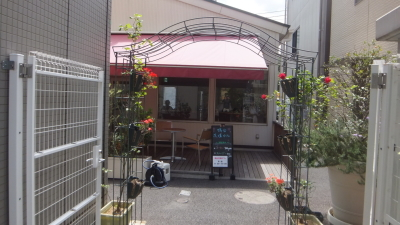 10月10日、『鴨台花壇カフェ』がリニューアルオープン!