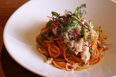 南イタリアをイメージした、バリエーション豊かなパスタ料理