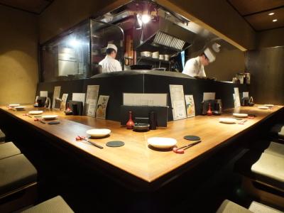 和食のベテラン職人も多数在籍しており、調理技術を磨きたい方にもピッタリの環境◎(ひない小町 渋谷店)