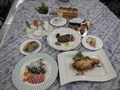 洋食に興味・関心がある方、コース料理を学びたい方、大歓迎☆未経験から丁寧に教えます♪