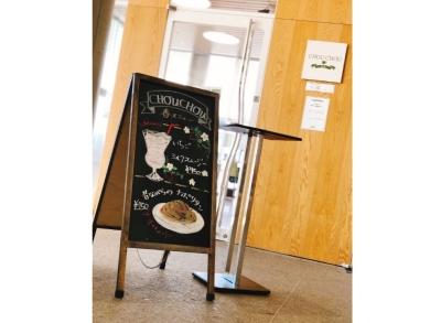 おしゃれ&かわいいカフェです♪ 自分のペースでのびのび勤務できますよ☆
