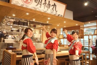 将来は店長・料理長としてお店をおまかせします!