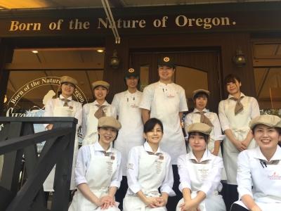 『Sweet of Oregon』は、TVやメディアで話題のチーズケーキ専門店♪