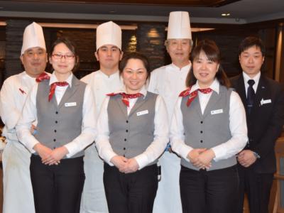 千葉県印西市にあるゴルフ場「総武カントリークラブ」にあるレストランでアルバイトしよう!