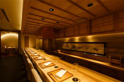 銀座に2019年11月にオープンした高級肉割烹です